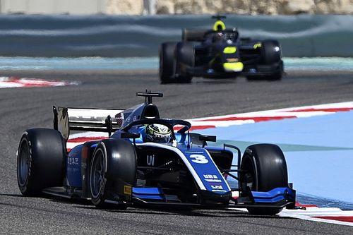 F2, Bahrain: Zhou mette la firma sulla Feature Race