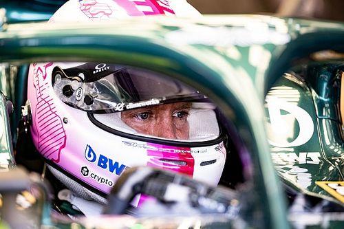 """Vettel: """"Lastik basınçlarındaki değişiklik, herkesi aynı derecede etkiledi"""""""