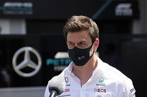 Mercedes: ''Lastik basınçları konusunda eşit şartlar altında yarışmıyoruz''