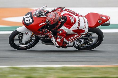 Hasil Kualifikasi CEV Moto3 Catalunya: Mario Suryo Aji Pole Position