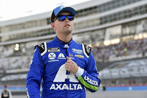 Hendrick drivers lead Cup practice at Nashville
