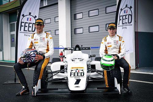 "Robert de Haan remporte le volant Feed Racing 2021 pour 0""002"