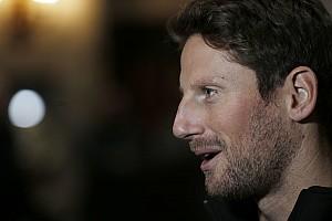 Családi pályabejárót tartottak Grosjeanék Barcelona mellett (videó)