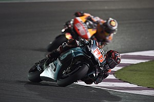 Quartararo puts Qatar start error down to