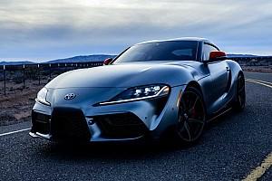 Нову Toyota Supra продали за 2,1 млн. дол.