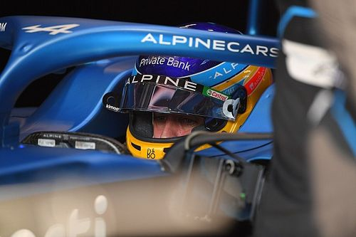 F1: Alonso diz que Alpine só conseguiria pódio em corridas caóticas