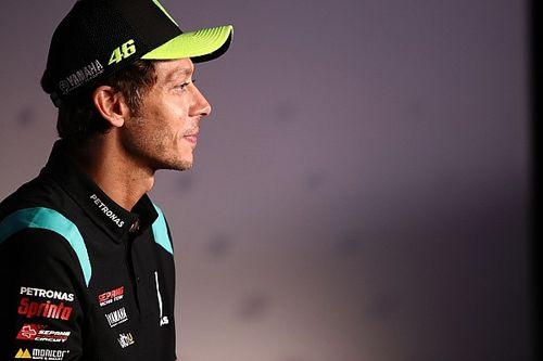 "Rossi: ""Seré piloto toda mi vida"""