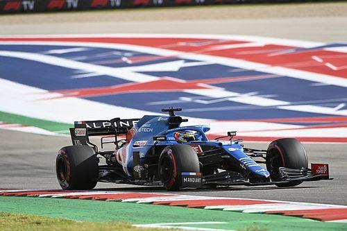"""Para Alonso, la F1 """"no dio una buena imagen"""" en EE.UU"""
