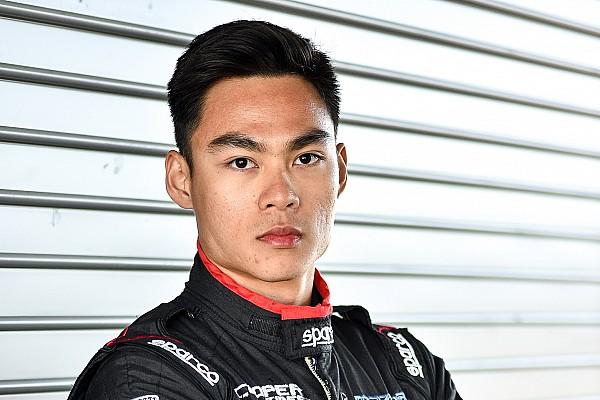 Тан дебютирует в европейской Формуле 3