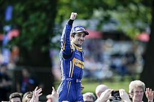 Формула E Отчет о гонке Прост выиграл гонку в Лондоне, Ди Грасси увеличил отрыв от Буэми