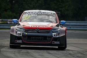 WTCC Race report Nurburgring WTCC: Lopez holds off Michelisz to seal double win