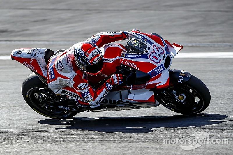 Лоренсо сравнил преимущество Ducati с доминированием Mercedes в Ф1