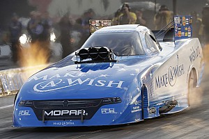 NHRA Qualifying report Johnson Jr., Kalitta, Line and Savoie lead qualifying at the Carolina Nationals