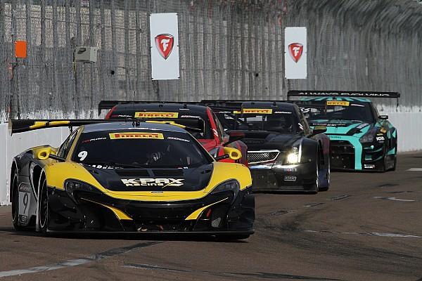 Parente takes pole for KPAX McLaren