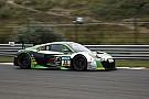 GT-Masters in Zandvoort: Rahel Frey/Philip Geipel siegen für Yaco-Audi