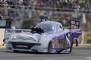 NHRA Qualifying report Capps continues push to championship at Pomona