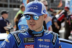 NASCAR Cup Breaking news Kyle Larson: