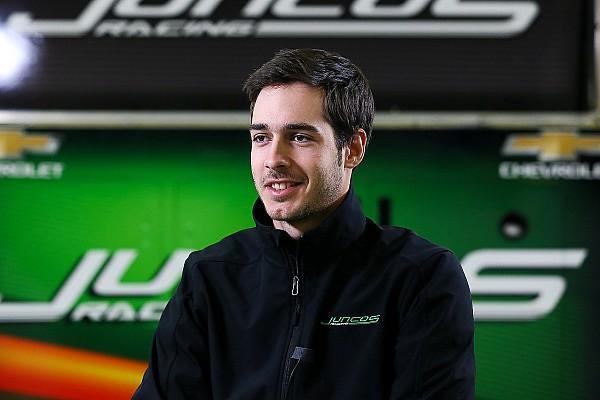 IndyCar Rene Binder stockt auf: Sechs statt vier IndyCar-Rennen