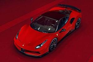 Automotive Breaking news Tuned Ferrari 488 GTB is more powerful than the Pista