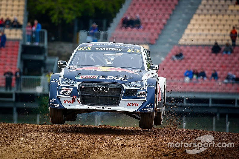 Bakkerud returns as World RX unveils 16-car entry list