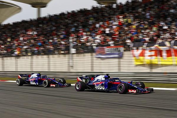 Toro Rosso has