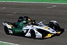 Formel E Daniel Abt testet neuen Audi e-tron FE05