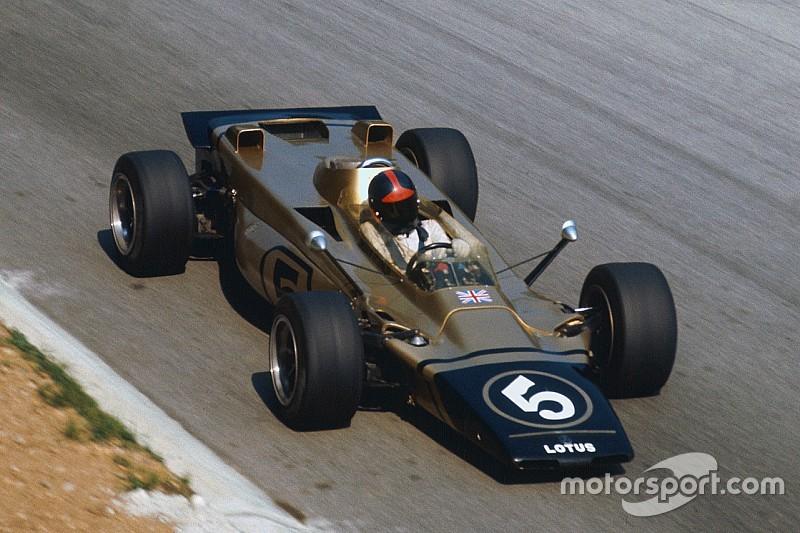 Retro F1 - The Lotus 56B gas turbine car