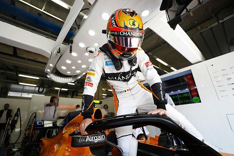 Alonso 9-0-ra vezet Vandoorne ellen a McLarennél