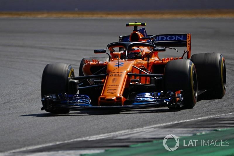 Vandoorne dijo que el McLaren era