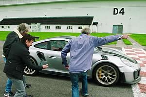 Automotive Special feature Video: Doorstaat Mark Webber de auditie bij The Grand Tour?