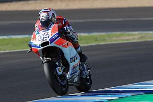 MotoGP Отчет о тестах Довициозо побил рекорд трассы в Хересе во второй день тестов