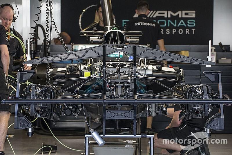 Galería: las mejoras técnicas del GP de Abu Dhabi