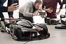 Amalgam lança réplica perfeita da McLaren Ultimate Vision GT em escala 1:8