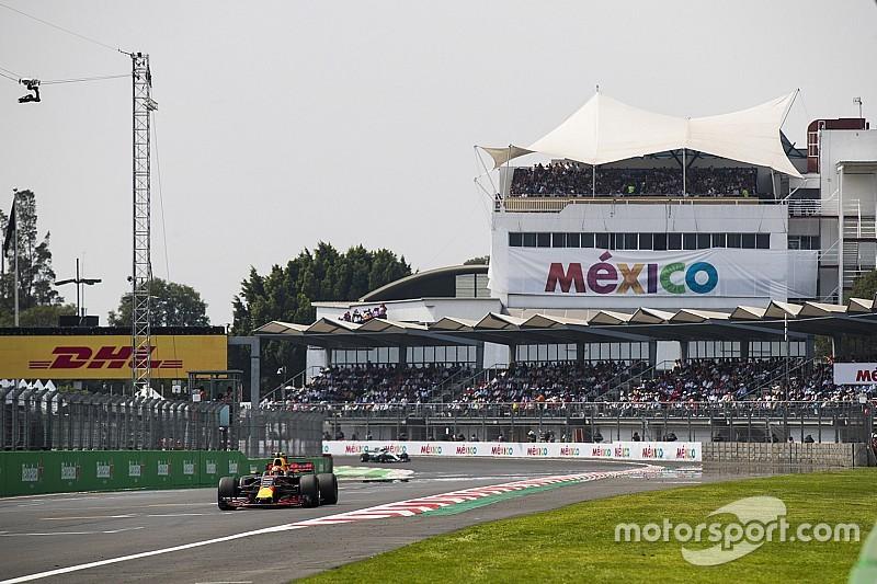 Red Bull ve realista solamente ganar el GP de México