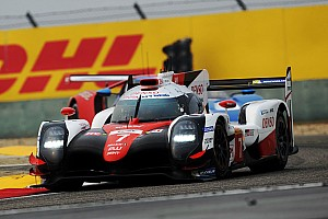 WEC Breaking news Toyota targets beating Porsche's 2017 victory tally