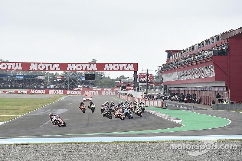 Аргентина залишиться у календарі MotoGP до 2021 року