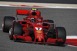 F1 练习赛报告 巴林大奖赛FP3:莱科宁高居第一,红牛压制梅赛德斯