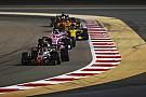 Rennergebnis: Formel 1 Bahrain 2018