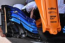 Forma-1 Egyelőre csak Alonso kapta meg a McLaren új első szárnyát