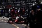 FIA F2 Quand les leaders s'accrochent dans les stands à Monaco