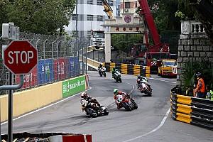 Straßenrennen Rennbericht Motorrad in Macao: Rennabbruch nach schwerem Unfall