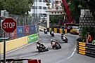 澳门摩托车大赛,车手不幸身亡