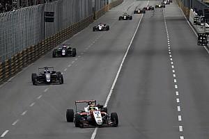 GP de Macau de F3 divulga lista de inscritos para 2018