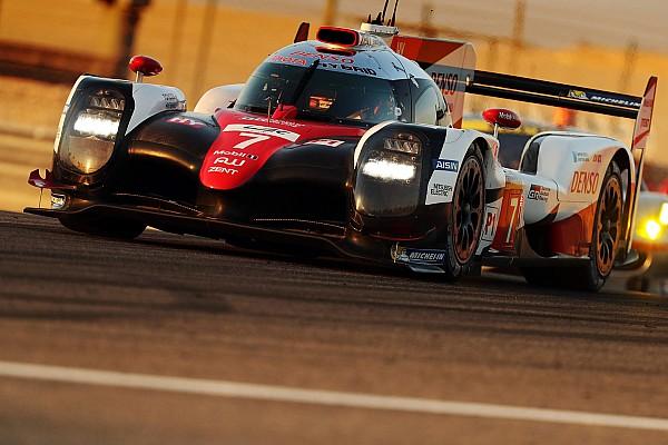 WEC у Бахрейні: Toyota найшвидша у зупиненій червоними прапорами практиці