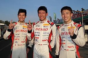 スーパー耐久 レースレポート スーパー耐久第2戦菅生:Gr.2決勝はTOM'S SPIRIT 86が優勝