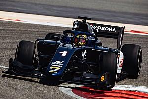 FIA F2 Race report Bahrain F2: Markelov takes sprint race win