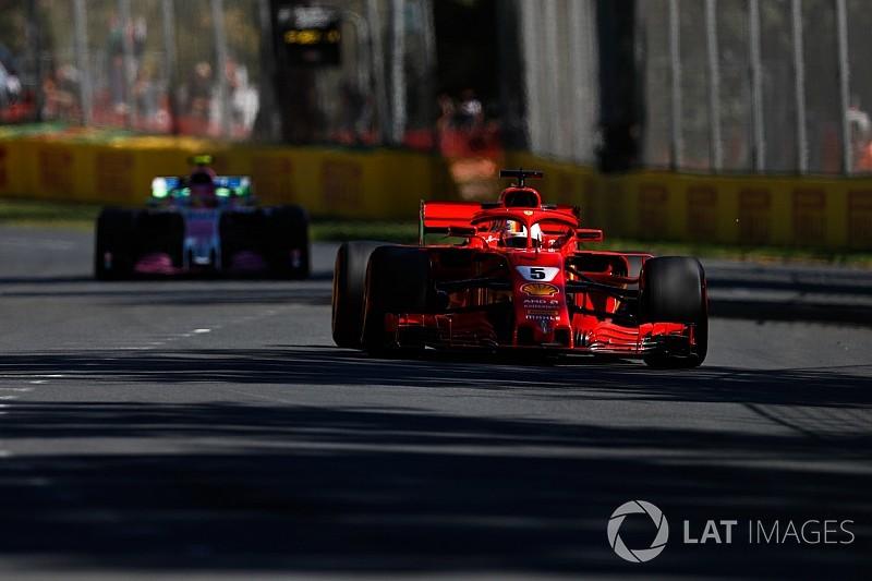 """Vettel assure que Ferrari a """"pas mal de performance"""" en réserve"""