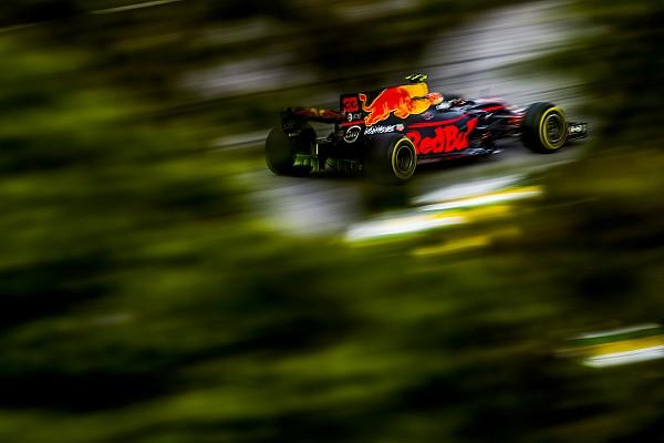 Red Bull no fue competitivo en Brasil por cuidar los motores Renault