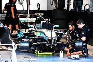 F1 Top List GALERÍA TÉCNICA: actualizaciones para el GP Brasil