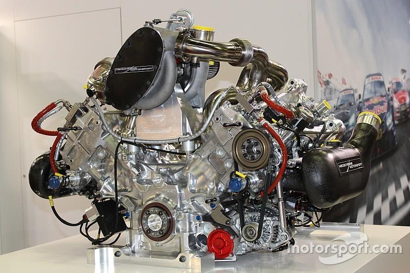 Mecachrome rilis detail mesin LMP1